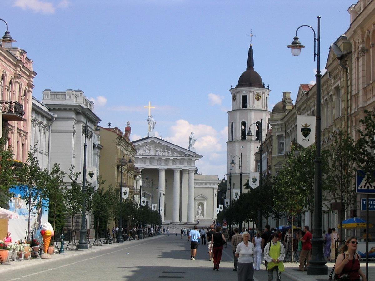 Vilnius Lithuania  city photos : Vilnius, Lithuania